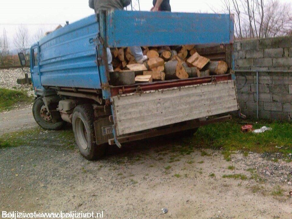 hulp aan Bosnië
