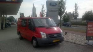Deze bus is anoniem gesponsord, en geleverd door Europa garage Hardenberg.
