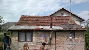 Een paar foto's van het huis.
